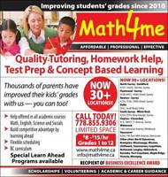 **Affordable and Quality Tutoring**
