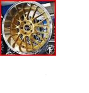 "Mags STR Gold 18"" 5 x 114.3"