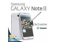 Samsung galaxy note 2 unlock