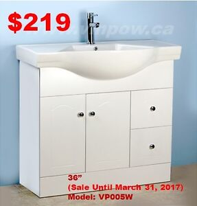Cash Coupon Inside!Bathroom Vanities & Shower Doors!