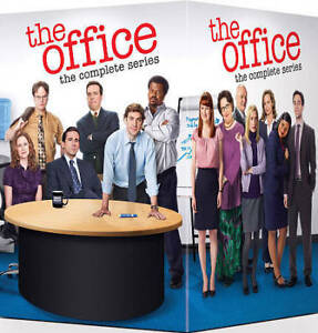 Office The Complete Series Dvd Stock Photo