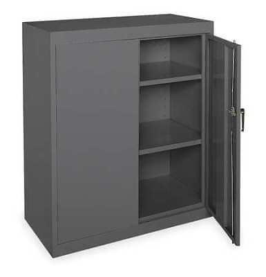 Zoro Select 1ufc2 Storage Cabinetgray42 In H36 In W