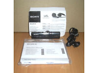 Sony Walkman NWZ-B183 4GB MP3 Player Black