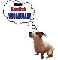 Improve your English Vocabulary - mp3-file audio examples!