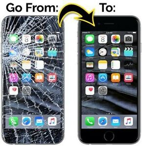 iphone Screen Repair From 40$ {4,5S,SE,6,6S,7,8} WE COME TO YOU.