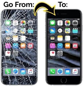 {6 60$}{6S 70}{7 80$}8 85$ •WE COME TO YOU• iPhone Screen Repair