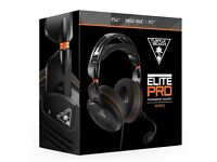 Turtle Beach Elite Pro Headset + Tactical Audio Controller