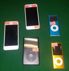 iPod Sale $50+up