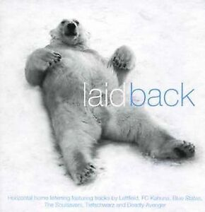 Laidback - Various Artists    *** BRAND NEW CD ***