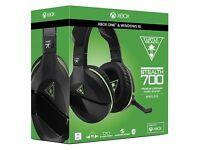 Turtle Beach Stealth 700 Headphones /Xbox/ Brand new, original packaging