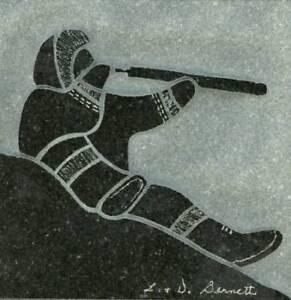 David Bernett Inuit Art
