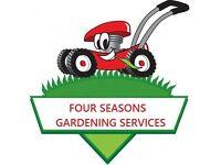 Four Seasons Gardening Services, landscape gardener