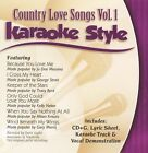 Country Karaoke CDGs, DVDs & Media