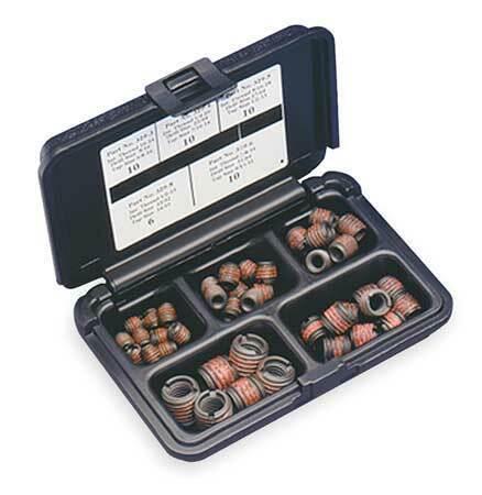 E-Z Lok Ez-M200 Thread Repair Kit,Heavy Wall,33 Pcs