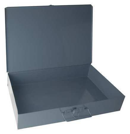 Durham Mfg 123-95 Prime Cold Rolled Steel Compartment Box Gray