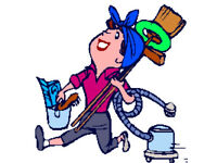 Self-Employed Domestic Cleaner Available Magherafelt & Surrounding Towns