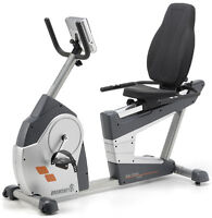 Bremshey Recumbent Exercise Bike