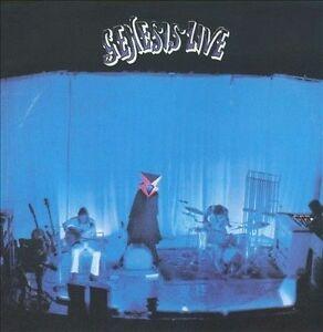 GENESIS Live CD BRAND NEW Definitive Edition Remaster Peter Gabriel