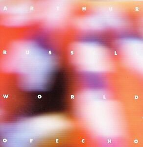 Arthur Russell World Of Echo vinyl LP NEW sealed