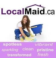 LocalMaid.ca - Cleaning Services made Affordable $20/hr Kelowna