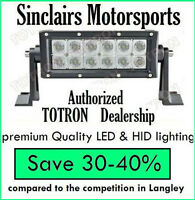 2014 totron 14 Inch DCS Series LED Light Bar - $199 (Surrey, BC)