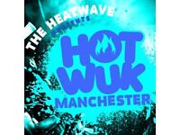 The Heatwave presents Hot Wuk Manchester