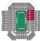 Norman 30th Row Sports Tickets