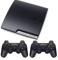 PS3 320GB + PS3 Move + accesories & games