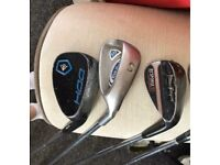 Golf Clubs Wedges 52, 64 degrees
