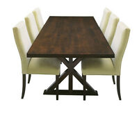 NEW UPCOUNTRY CANADA DINING TABLE - NEVER USED