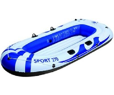 Wehnke Schlauchboot Sport 230 Freizeitboot bis 160 Kg belastbar Sommer See