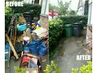 CHEAP* RUBBISH REMOVALS waste clearance office house green hardcore skip man with van