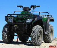★★★The BEAR....300CC 4WD quad....only available at SINCLAIRS★★★