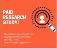 Paid Research Study!