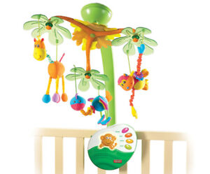 Tiny Love Musical Baby Mobile Toy, Sweet Island Dreams