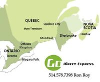 LARGE TRUCK AVAILABLE **** Montreal Local or Long Distance Moves