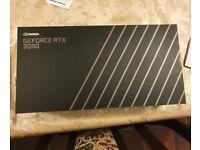 NVIDIA GEFORCE RTX 3090 24GB GDDR6X