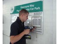 Maintenance Person / Handyman £350 per week