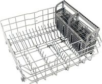 Bosch Dishwasher Upper and Lower Dish Rack Set
