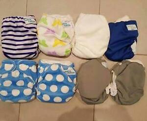 Cushie Tushies cloth nappies + flushable liners Harrison Gungahlin Area Preview