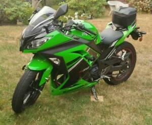 2014 Kawasaki Ninja 300 ABS SE