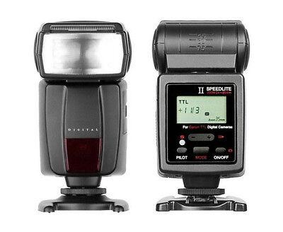 Pro Xc15 Sl468-c E-ttl Flash For Canon Xc15 Xc10 Sx60 Hs ...