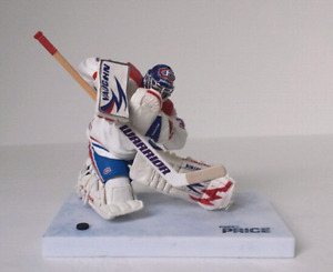 Mcfarlane  NHL Carey Price White Variant Chase figure Canadiens