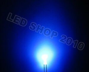 1000pcs-3mm-Round-Diffused-Blue-LED-5K-MCD-Bulb-Light