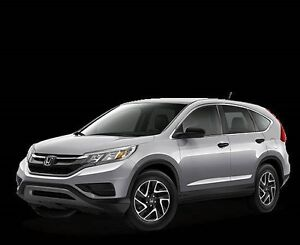 2016 HONDA CR-V SE 4X4 DEMO