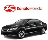 2016 Honda Accord Sedan L4 EX-L CVT