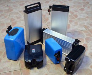 Lithium ion Battery Reconditioning & Repairs , Electric Bicycle