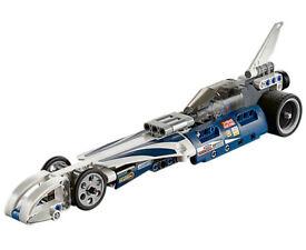Lego Technic 42033 and 42034 Extreme Off Roader Pullback motor kit