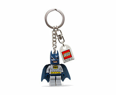 "LEGO DC Comics RETRO ""Batman"" KeyChain (Ages 6 +) NEW Super Heroes Collectible"