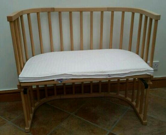 Babybay co sleeping cot and mattress